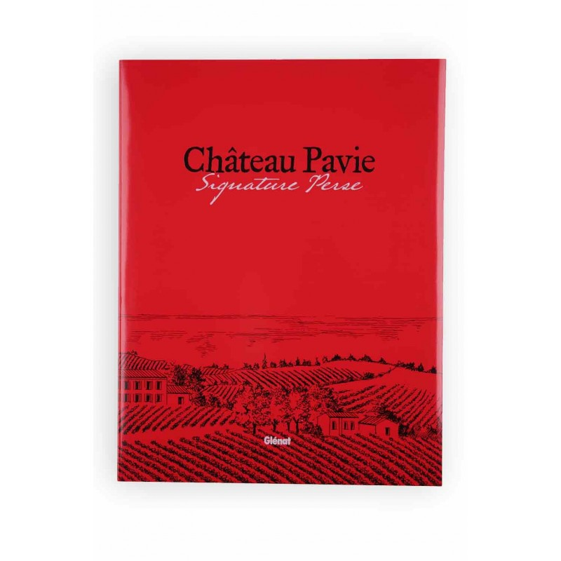 Livre Château Pavie